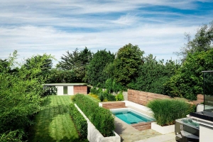 Service - Swimming Pool Landscaping