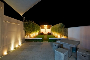 Cantilevered Pavilion 2