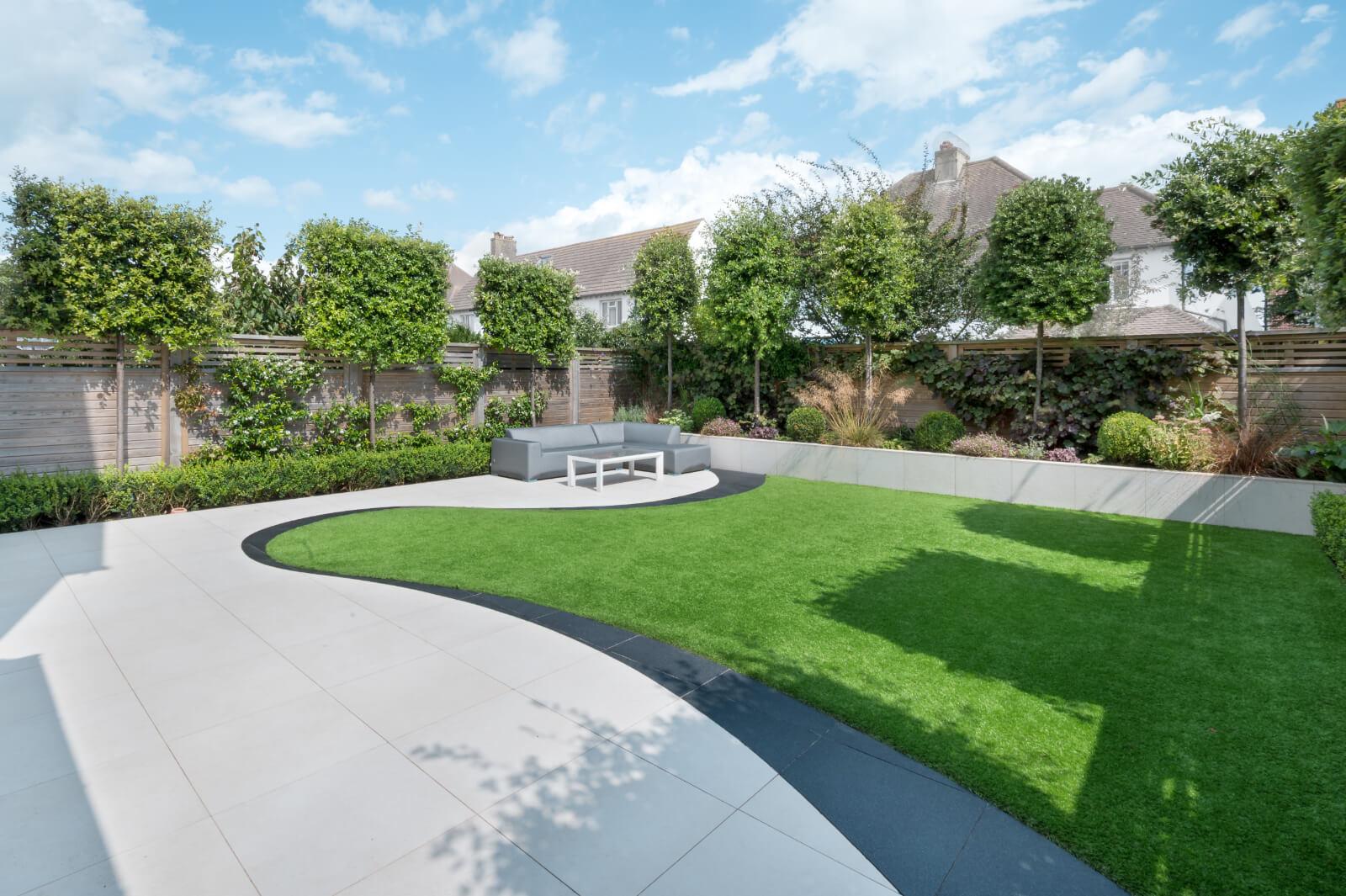 Sinuous Garden - Hove - Photo 5