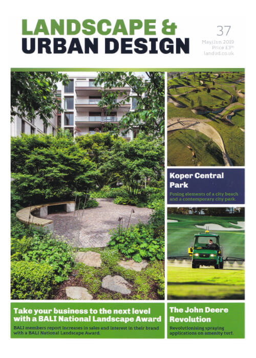 Landscape and Urban Design Magazine