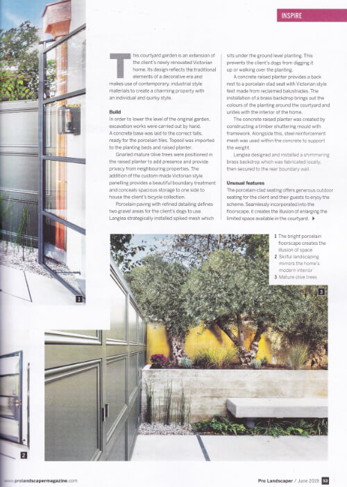 Pro-Landscaper Magazine June 2019 - Feature 2