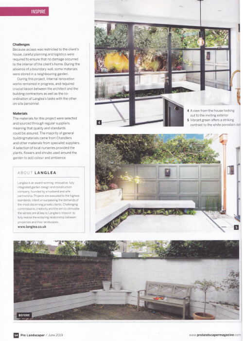 Pro-Landscaper Magazine June 2019 - Feature