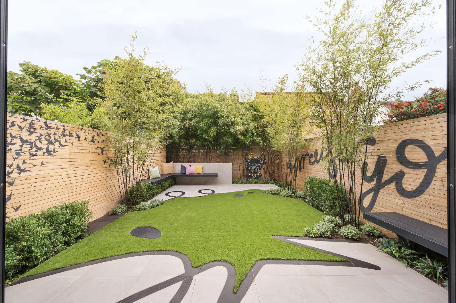 The Graffiti Garden - 1